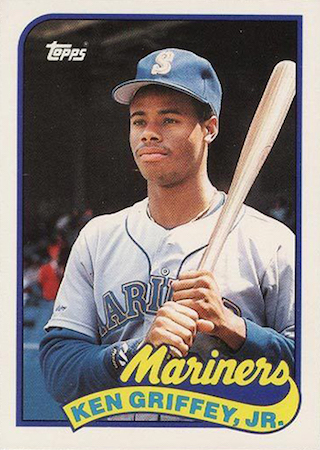 griffey topps traded 41T